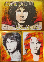 Jim Morrison -Light My Fire by DavidDeb