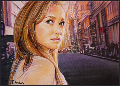 Claire Bennet by DavidDeb