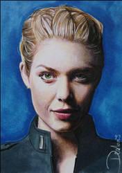 Lt. Tamara Johansen by DavidDeb