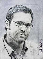 Dr. Daniel Jackson by DavidDeb