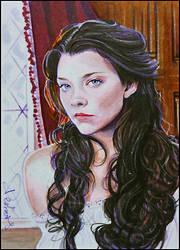 Anne Boleyn by DavidDeb