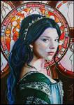 Anne Boleyn -Queen of England