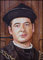 Sir Thomas More by DavidDeb