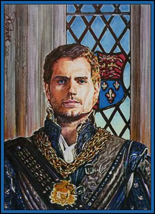 Duke of Suffolk by DavidDeb