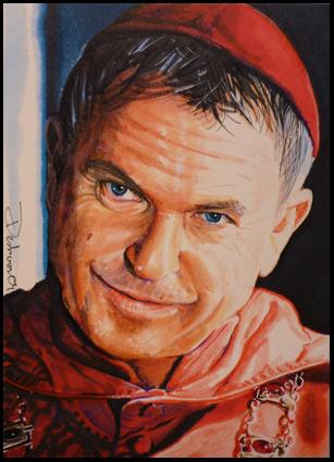 Cardinal Wolsey by DavidDeb