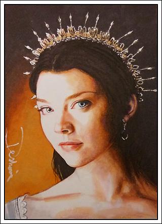 Anne by DavidDeb