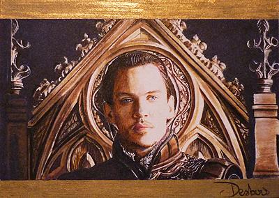 Henry Tudor by DavidDeb