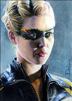 Black Canary by DavidDeb