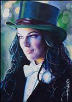 Mistress of Magic by DavidDeb