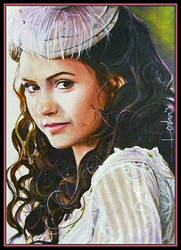 Katherine Pierce by DavidDeb