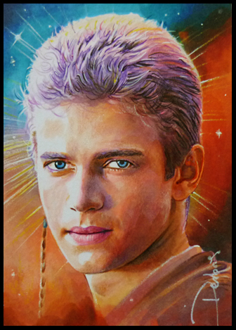 Anakin Skywalker by DavidDeb