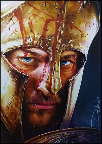 Spartacus by DavidDeb