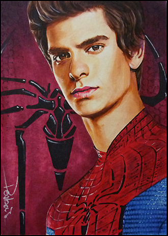 The Amazing Spiderman By DavidDeb