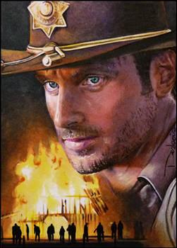 The Walking Dead -Rick Grimes
