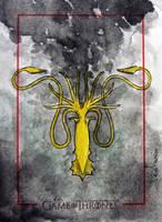 House Greyjoy by DavidDeb