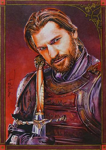 Sir Jaime Lannister by DavidDeb