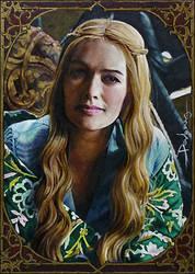 Golden Queen by DavidDeb