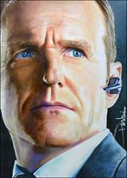 Phil Coulson by DavidDeb