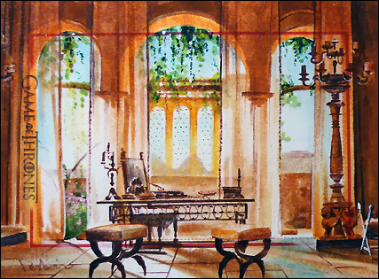 Royal Suite by DavidDeb