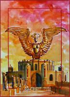 Wings of Blood by DavidDeb