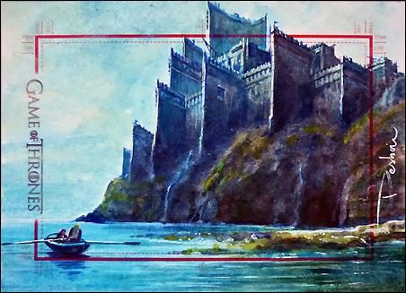 Glory of Dragonstone by DavidDeb