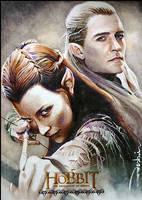 Elfic Tango by DavidDeb