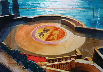 King's Landing Arena by DavidDeb