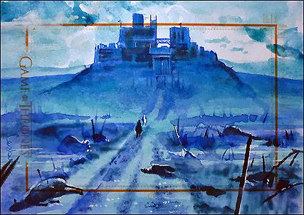 Moat Cailin by DavidDeb
