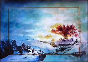 The Heart Tree by DavidDeb