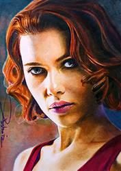 Natasha -Agent of S.H.I.E.L.D.