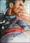 First Avenger -autographed