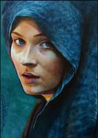 Alayne Stone by DavidDeb