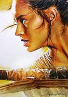 Rey by DavidDeb