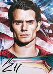 Superman -autographed