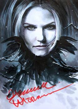Dark Swan -autographed