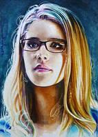Felicity Smoak by DavidDeb