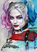 DC Queen by DavidDeb