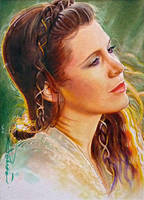 Dreamer Leia by DavidDeb