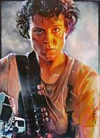 Aliens-1986 by DavidDeb