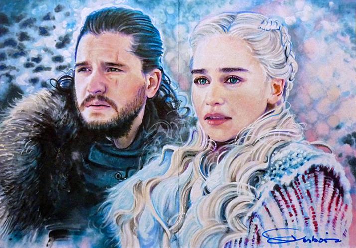 Dany and Jon