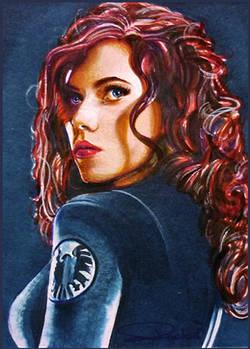 Classic Black Widow