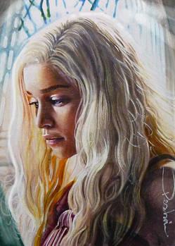 Young Daenerys