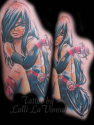 Tifa Lockheart by lavonne
