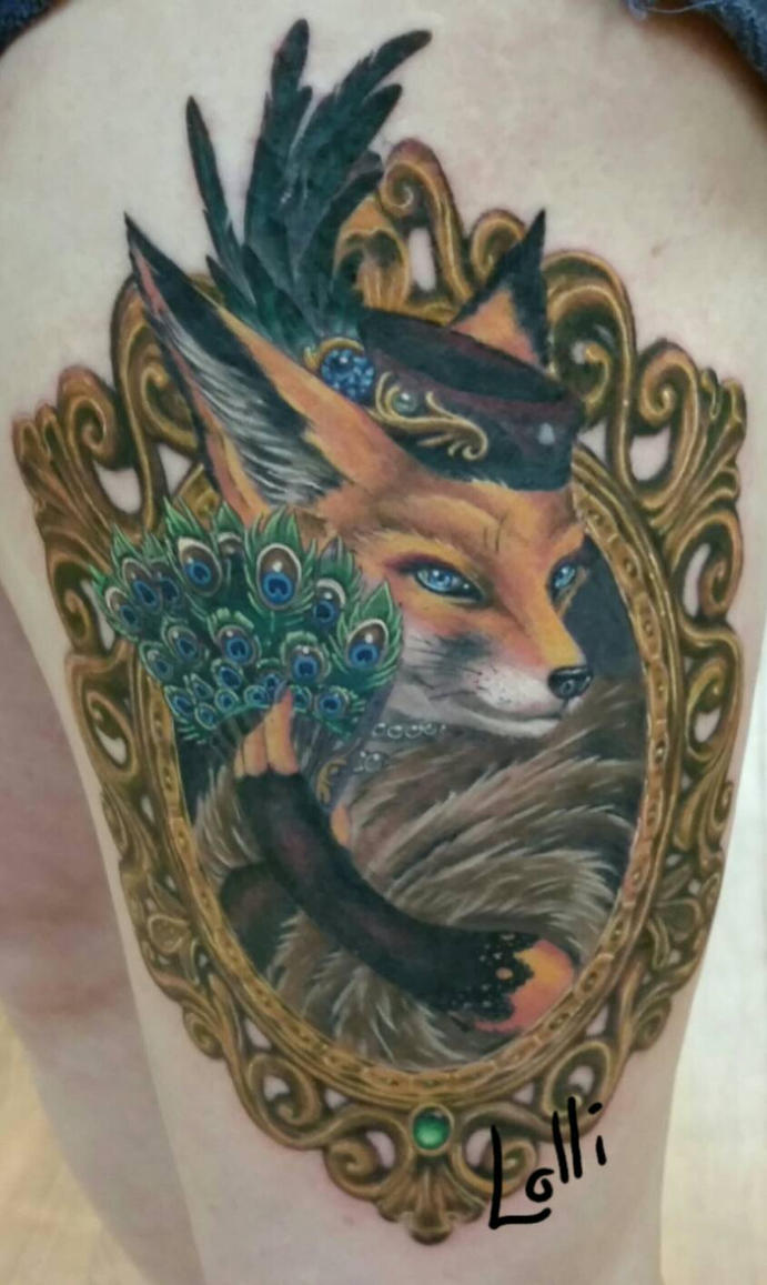 foxy lady by lavonne