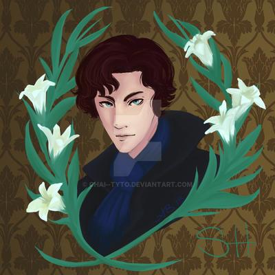 Sherlock by chai--tyto