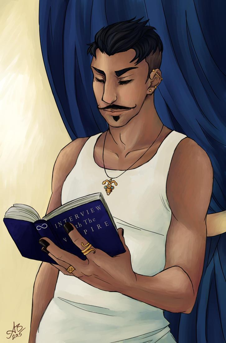 Dorian Reads by chai--tyto