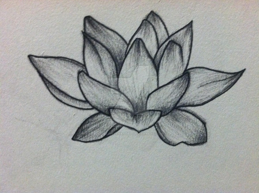 Lotus flower tattoo design by thelinesthattied on deviantart lotus flower tattoo design by thelinesthattied mightylinksfo
