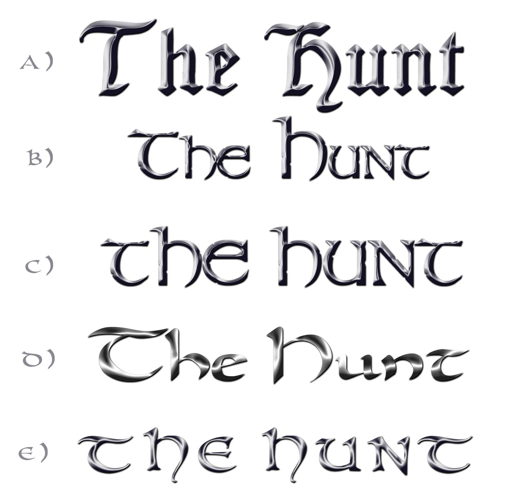 Hunt - Previa/Wip. - Página 3 The_hunt___logo_test_copy_by_jp_vilela-d6f8owq