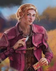 The Wild Rose by JP-Vilela