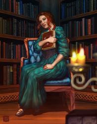 The Godmother by JP-Vilela